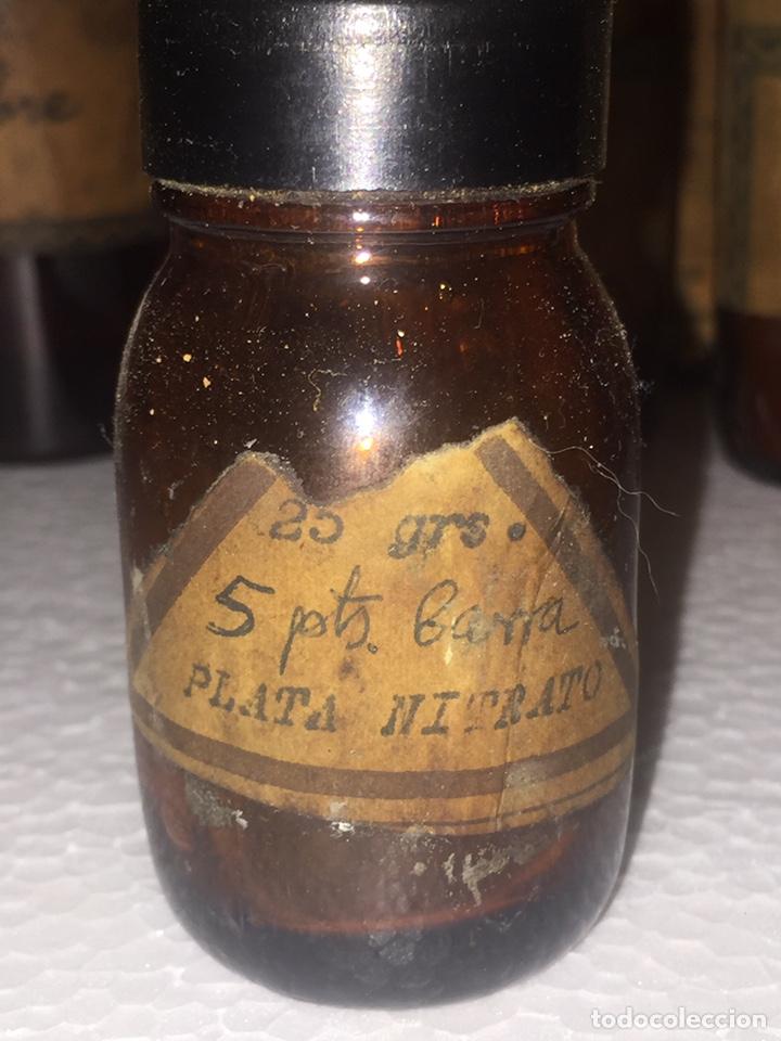 Antigüedades: Colección antiguas 68 botellas de laboratorio - Foto 58 - 160184764