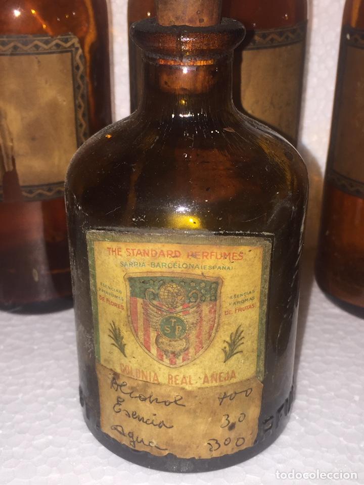 Antigüedades: Colección antiguas 68 botellas de laboratorio - Foto 75 - 160184764
