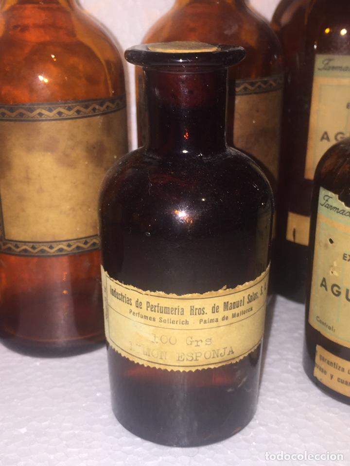 Antigüedades: Colección antiguas 68 botellas de laboratorio - Foto 80 - 160184764