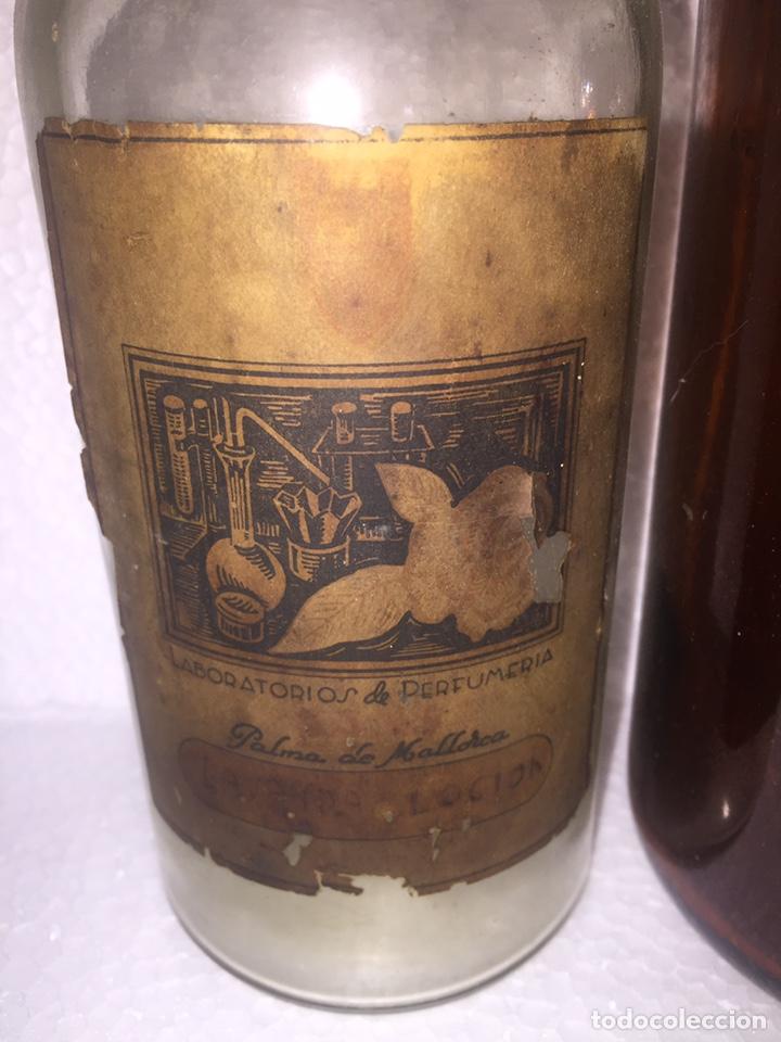 Antigüedades: Colección antiguas 68 botellas de laboratorio - Foto 89 - 160184764