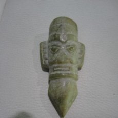 Antigüedades: NETSUKE DE MINERAL. Lote 160188766