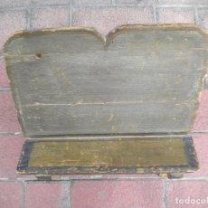Antigüedades: ATRIL DE IGLESIA. Lote 160218630