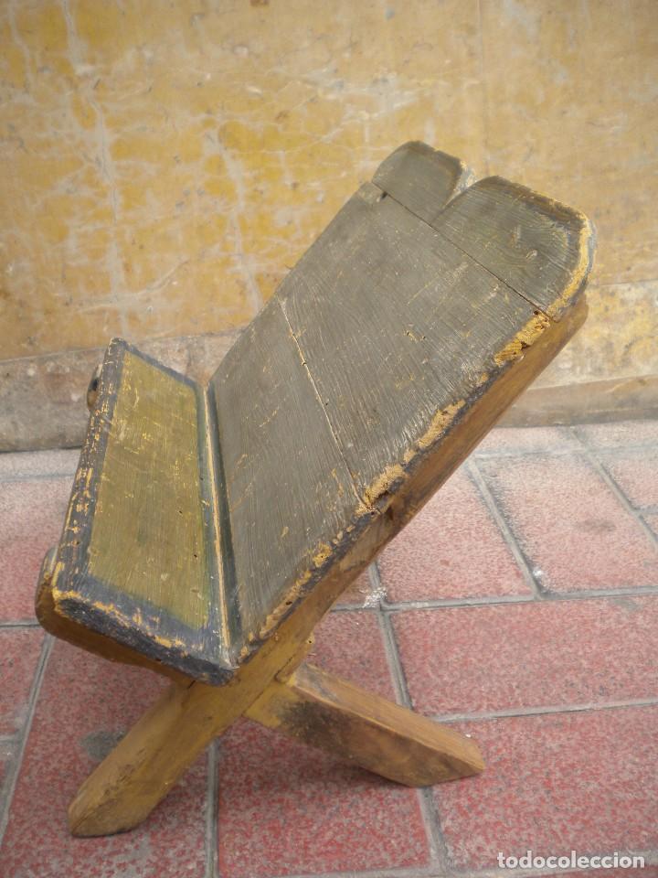 Antigüedades: ATRIL DE IGLESIA - Foto 2 - 160218630
