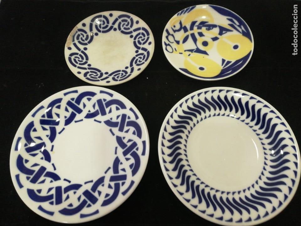 PLATOS SARGADELOS (Antigüedades - Porcelanas y Cerámicas - Sargadelos)