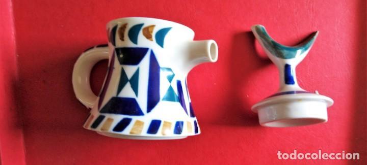 SARGADELOS JARRA DE LECHE FIRMADA (Antigüedades - Porcelanas y Cerámicas - Sargadelos)