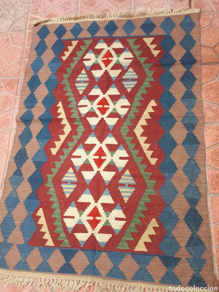 Antigüedades: Kelme hecho a mano origen turquea - Foto 2 - 160253086