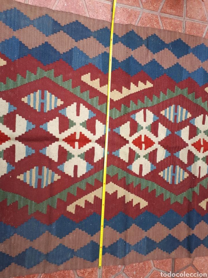 Antigüedades: Kelme hecho a mano origen turquea - Foto 4 - 160253086