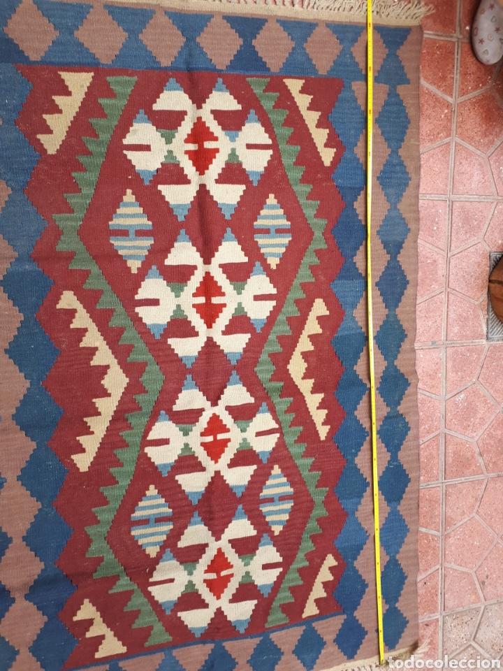 Antigüedades: Kelme hecho a mano origen turquea - Foto 5 - 160253086