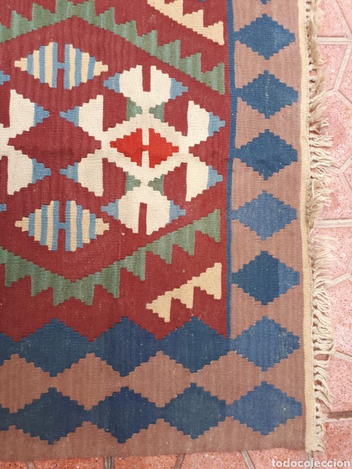 Antigüedades: Kelme hecho a mano origen turquea - Foto 6 - 160253086