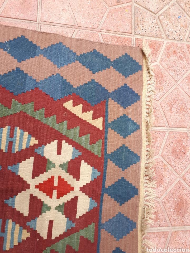Antigüedades: Kelme hecho a mano origen turquea - Foto 8 - 160253086