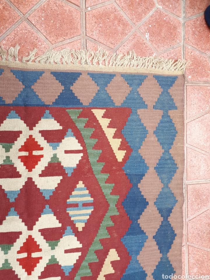 Antigüedades: Kelme hecho a mano origen turquea - Foto 9 - 160253086