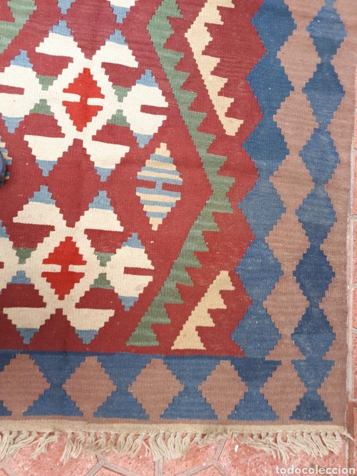 Antigüedades: Kelme hecho a mano origen turquea - Foto 10 - 160253086