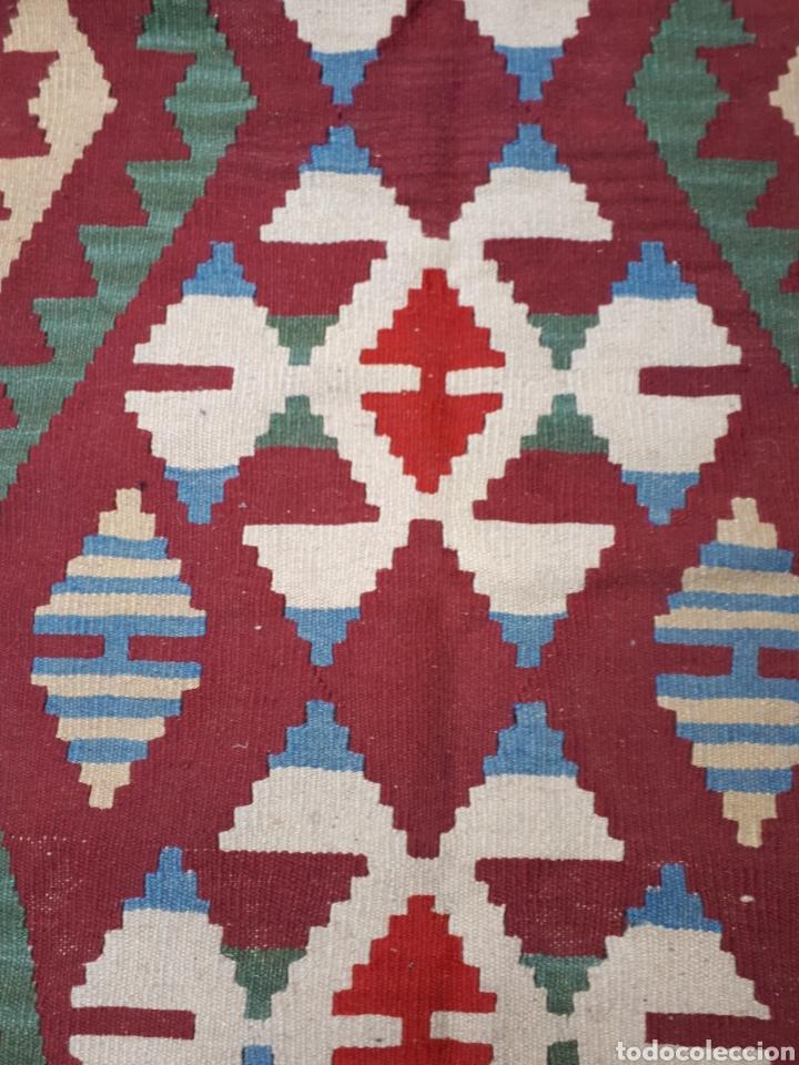 Antigüedades: Kelme hecho a mano origen turquea - Foto 13 - 160253086