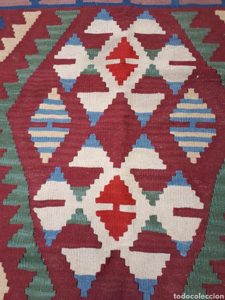 Antigüedades: Kelme hecho a mano origen turquea - Foto 14 - 160253086