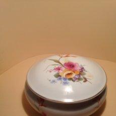 Antigüedades - Joyero porcelana antiguo - 160290314