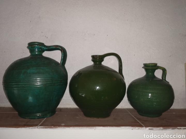 LOTE PERULAS ANTIGUAS (Antigüedades - Porcelanas y Cerámicas - Triana)