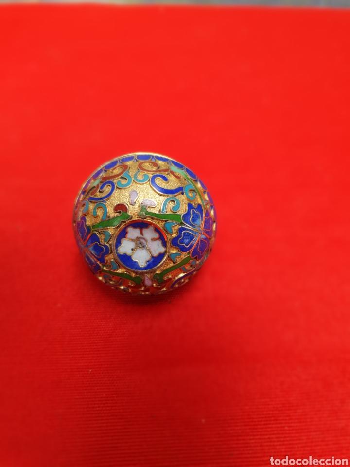 Antigüedades: Hermosa caja cloisonné - Foto 2 - 160321662