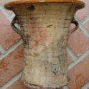 Antigüedades: ANTIGUA PRECIOSA CUBETA DE LAVADERO UBEDA. Lote 160339866