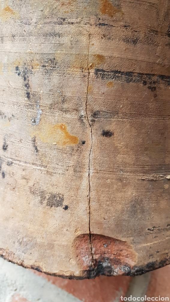 Antigüedades: Antigua preciosa cubeta de lavadero Ubeda - Foto 4 - 160339866