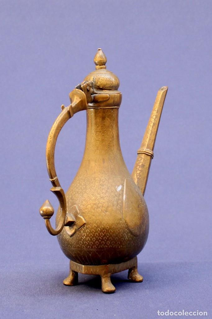 Antigüedades: Jarra mogol India. - Foto 3 - 160340114
