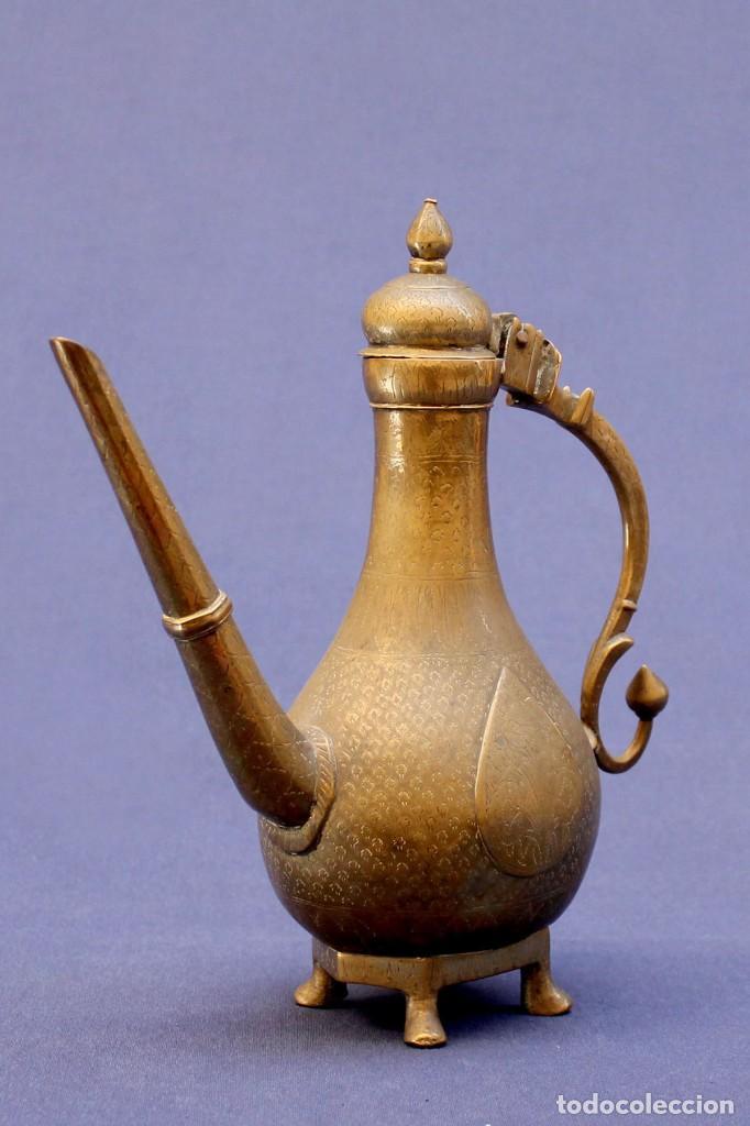 Antigüedades: Jarra mogol India. - Foto 6 - 160340114