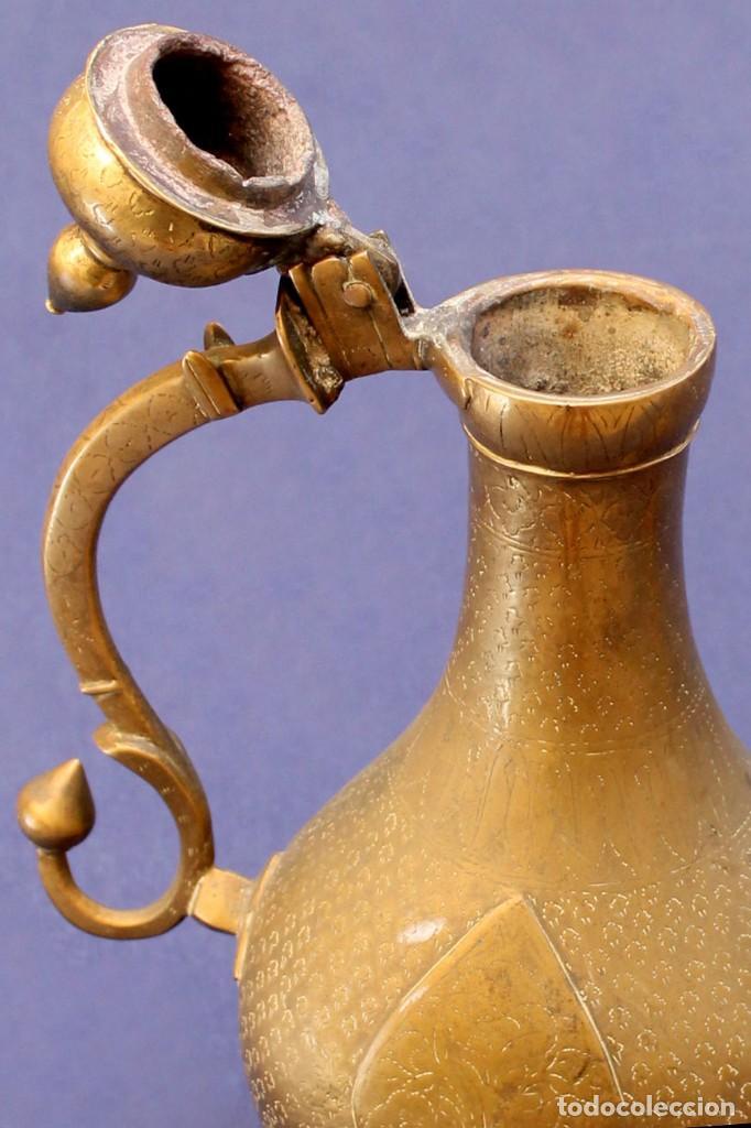 Antigüedades: Jarra mogol India. - Foto 10 - 160340114