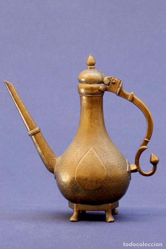 Antigüedades: Jarra mogol India. - Foto 15 - 160340114