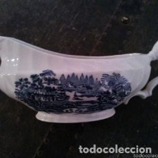Antigüedades: SALSERA DE PORCELANA TONQUIN . Lote 160359526