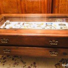 Antiquitäten - MESA BAJA CENTRO PINO - 160379390