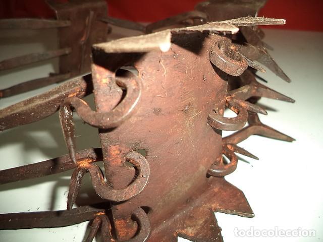 Antigüedades: CARLANCA CARRANCA COLLAR DE PINCHOS - Foto 3 - 190935331