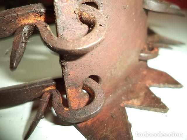 Antigüedades: CARLANCA CARRANCA COLLAR DE PINCHOS - Foto 4 - 190935331