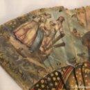 Antigüedades: ANTIGUO ABANICO PARA PIEZAS. Lote 160394702