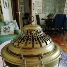Antigüedades: BRASERO. Lote 160403532
