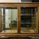 Antigüedades: VITRINA GRANDE. Lote 160418496