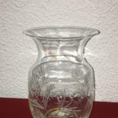 Antigüedades: JARRÓN FLORERO BÚCARO PLATA LEY 925 MEDIDA 13X22 CMTS. Lote 160472286