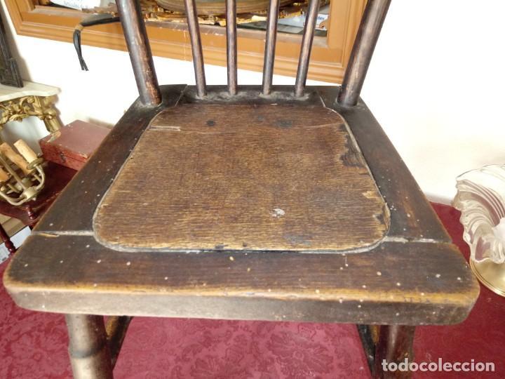 SILLA ANTIGUA (Antigüedades - Muebles Antiguos - Sillas Antiguas)