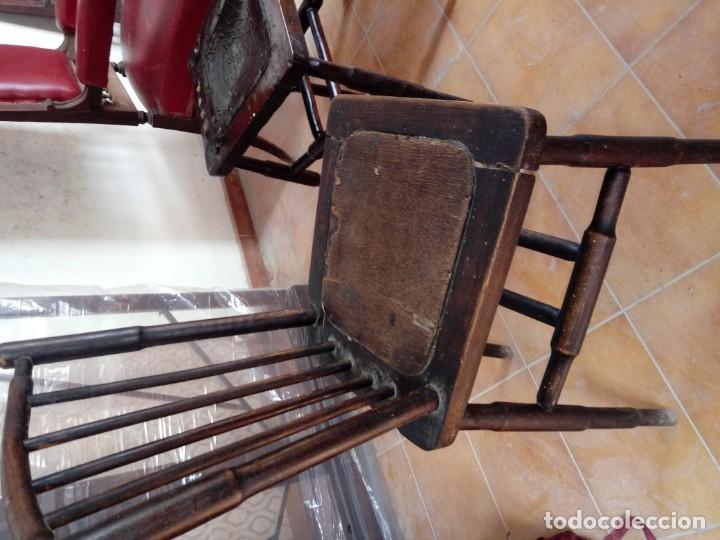 Antigüedades: Silla antigua - Foto 2 - 160488026