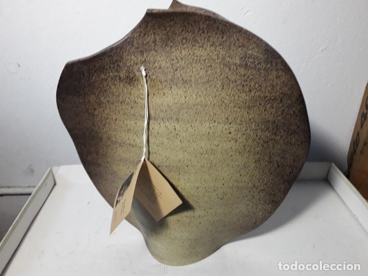 Antigüedades: FLORERO DE CERAMICA - Foto 2 - 160517002