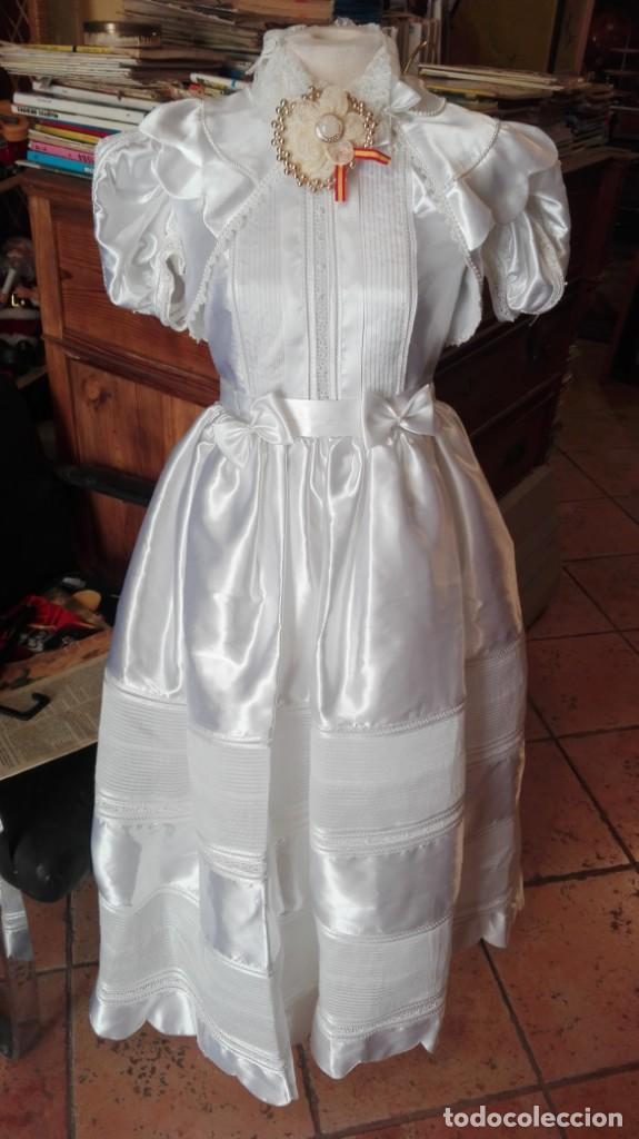 Vestido Primera Comunion Pronovias 125 Modelo 6011 San Patrick