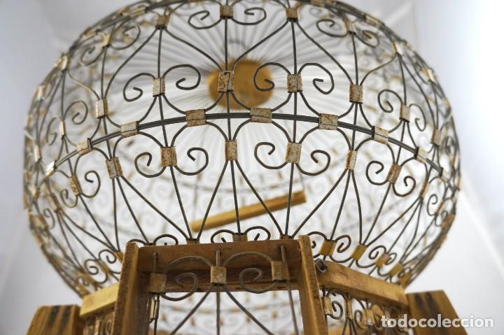 Antigüedades: Antigua jaula victoriana - Foto 2 - 160575818