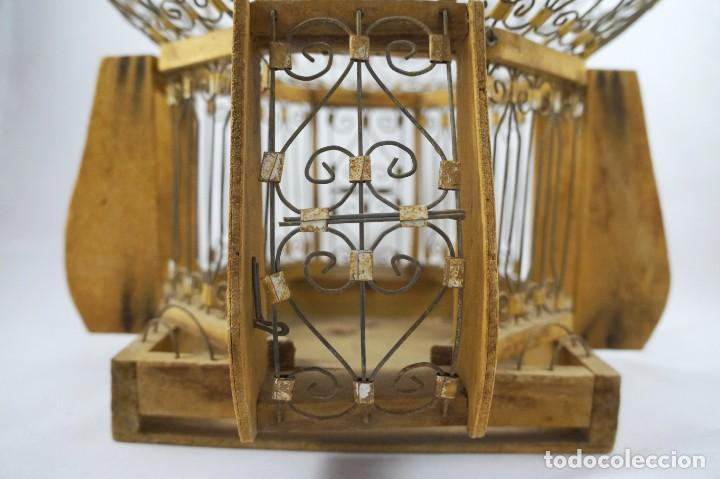 Antigüedades: Antigua jaula victoriana - Foto 3 - 160575818