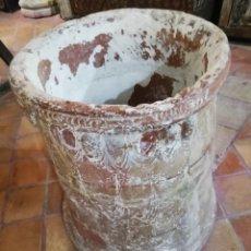 Antigüedades: ESPECTACULAR BROCAL DE POZO. Lote 160579542