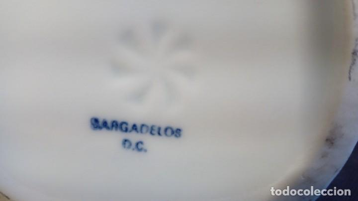 Antigüedades: FIGURA EN PORCELANA DE SARGADELOS. BOTIJO Nº 1. MARCA Y SELLO EN PARTE INFERIOR. - Foto 5 - 160586794