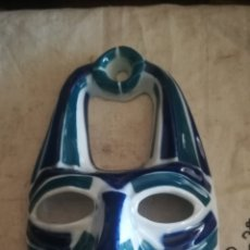 Máscara de porcelana de Sagardelos