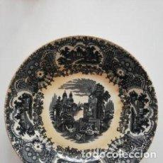 Antigüedades: PLATO PICKMAN S.A. SEVILLA LA CARTUJA 22,5 CM. P.P.S.XX. Lote 160612446