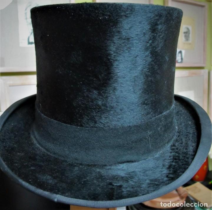 chistera. sombrereria f. de francisco. sombrero - Comprar Sombreros  Antiguos en todocoleccion - 160628118