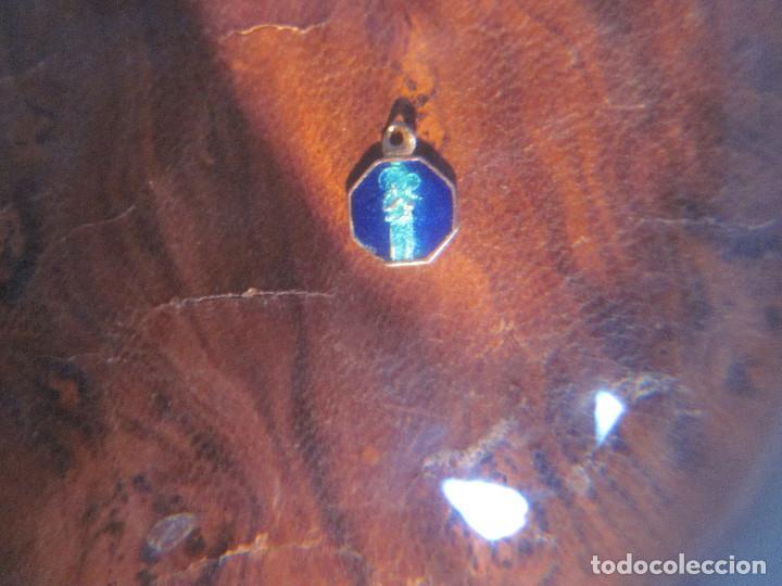 Antigüedades: 2 MEDALLITAS ANTIGUAS - Foto 5 - 160630022