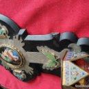 Antigüedades: VENDITERA DE CROSSONET VIRGEN DE LA SÍLLA. Lote 160659542