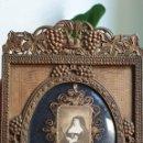 Antigüedades: RELICARIO DE SANTA JUANA FRANCISCA DE CHANTAL. FINALES DEL XIX.. Lote 160698846
