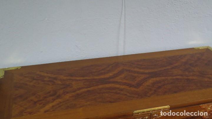 Antigüedades: PRECIOSO MUEBLE ORIENTAL. SEGUNDA MITAD SIGLO XX - Foto 10 - 160713870